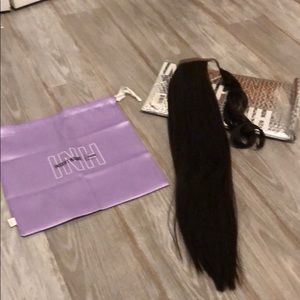 Accessories - NWT INSERT NAME HERE MIYA PONY HAIR EXTENSION